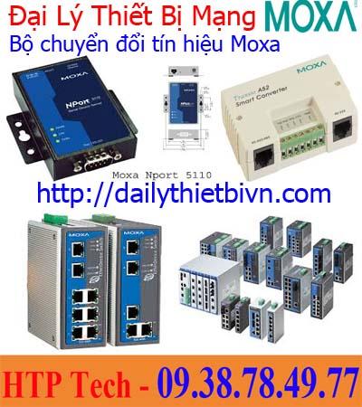 Bộ chuyển đổi tín hiệu Moxa