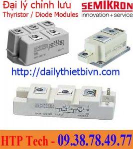 Thyristor Diode Semikron