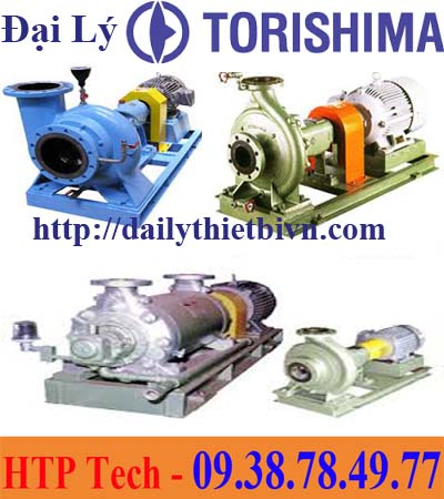 Bơm Torishima – dailythietbivn.com