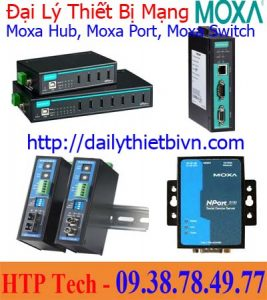 Moxa Hub, Moxa Port, Moxa Switch