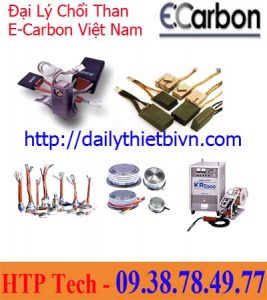 chổi than E-carbon