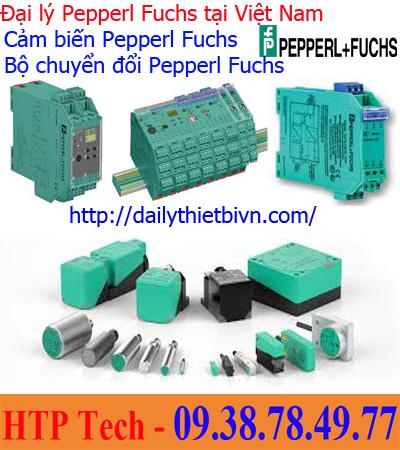 Thiết bị bảo vệ an toàn Pepperl Fuchs